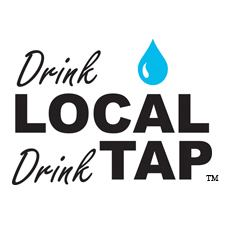 Drink Local Drink Tap graphic